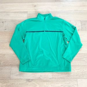 Nike golf performance have to pull over green XL